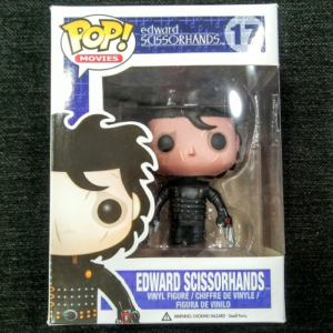 POP Movies Edward Scissorhands