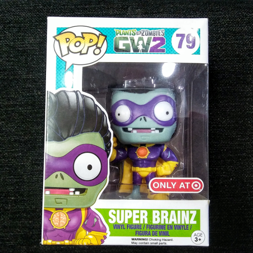 "POP Movies P and Z ""Super Brainz"""
