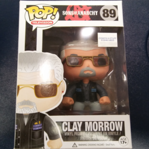 "POP Television ""Clay Morrow"" Son's of Anarchy"