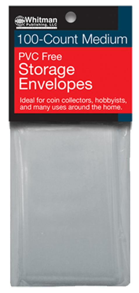 PVC-Free Poly Envelopes – Medium