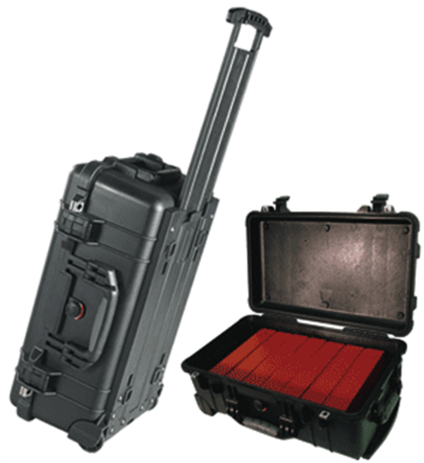 Pelican (Carry On) Case no Foam