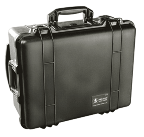 Pelican Case no Foam