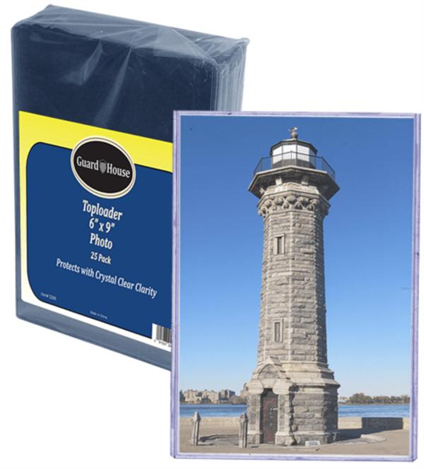 Photo, Postcard Toploader – 6×9