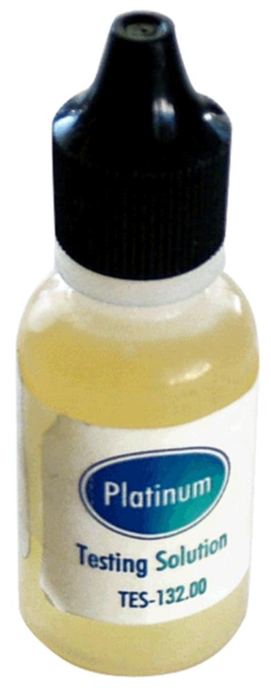Platinum Test Acids