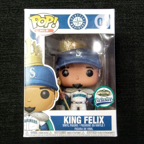 POP MLB King Felix (Mariners)