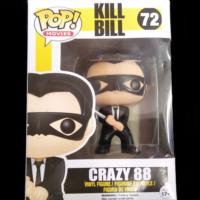 """POP Movies """"Crazy 88"""" Kill Bill"""