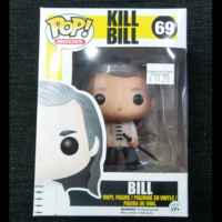 Pop Movies Kill Bill Vinyl Figures