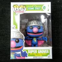 POP Sesame Street Vinyl Figure Super Grover
