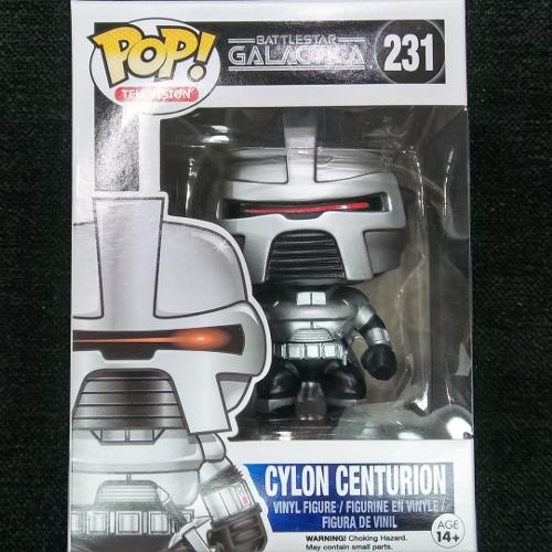 "POP Television ""Cylon Centurion"" Battlestar Galactica"