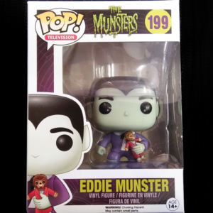 "POP Television ""Eddie Munster"" The Munsters"