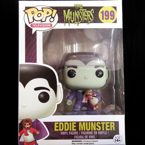 "POP Television ""Eddie Munster"" The Munsters"