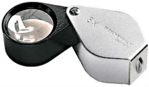 12x Precision Folding Magnifier