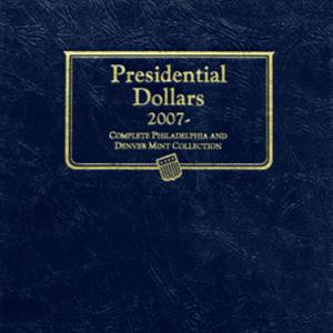 Presidential Album P&D Mintmarks