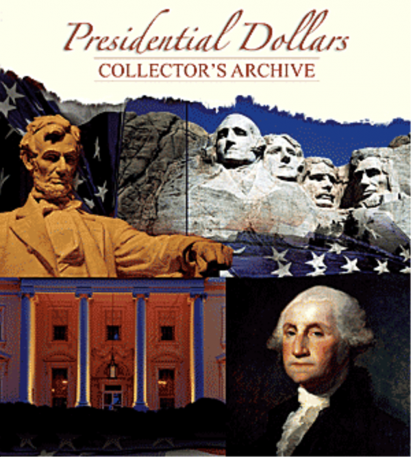 Presidential Dollar Collectors Archive