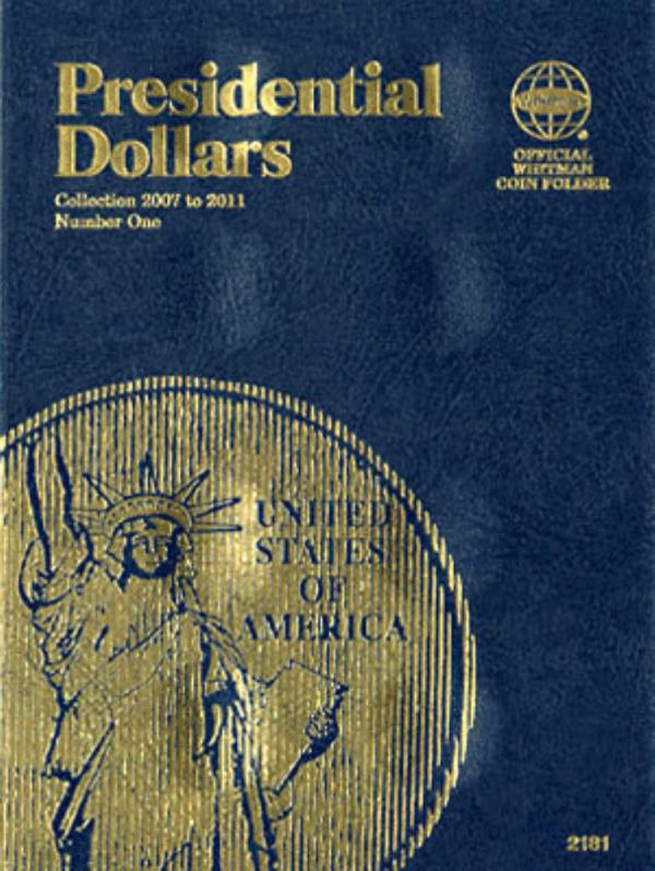 Presidential Dollar Folder Volume I