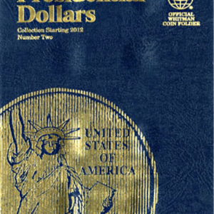 Presidential Dollar Folder Volume II 2012