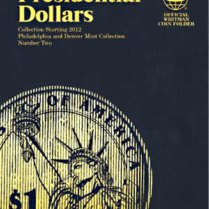 P&D — Presidential Dollar Folder Volume II 2012