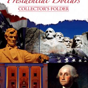 Presidential Four Panel Folder — 1 MM 2007—2016