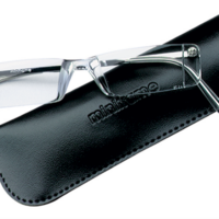 Rimless Magnifying Eye Glasses