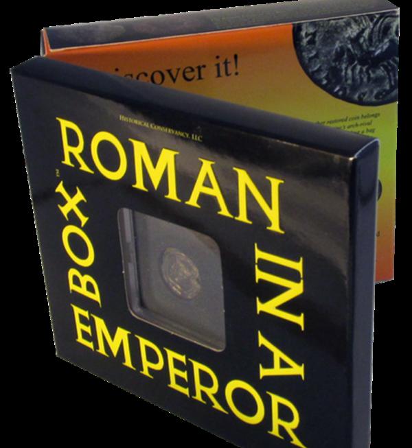 Roman Emperor in a Box