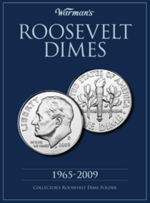 Roosevelt Dimes 1965—2009