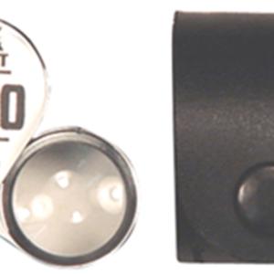 1029RC — Rubber Grip Triplet