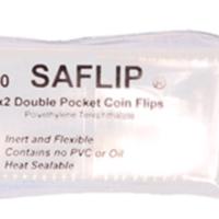 SAFLIP 2x2 Coin Flips
