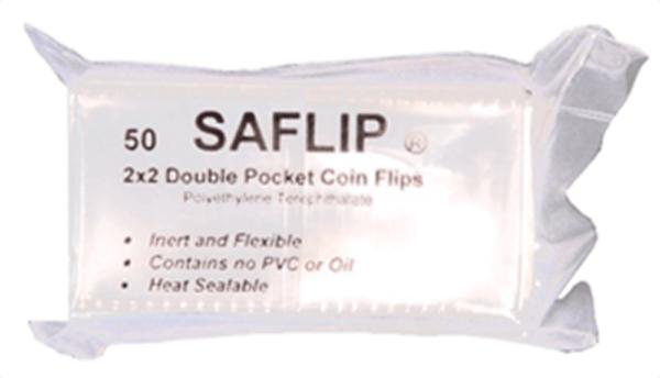 SAFLIP 2×2 Coin Flips