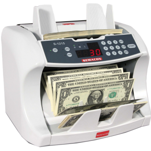 Semacon Bank Grade Currency Counters S—1215