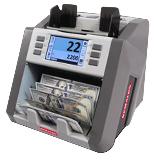 Semacon Bank Grade Single Pocket Currency Discriminator S-2200