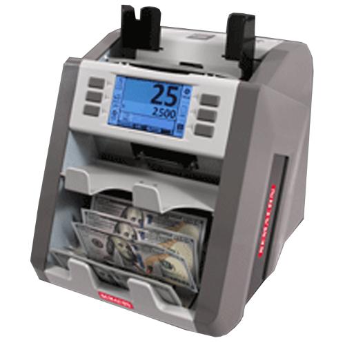 Semacon Bank Grade Two Pocket Currency Discriminator S-2500