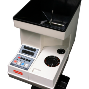 Semacon S—140 Electric Coin Counter with Batching/Packaging/Offsorter