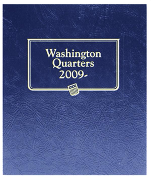 Statehood Quarters Album 2009