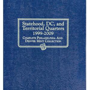 Statehood Quarters Album