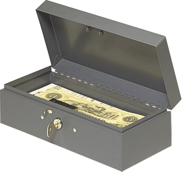 Steel Paper Money Box