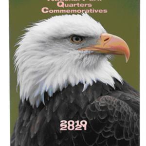 Supersafe National Parks Quarters Album— P&D