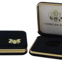 US Mint Gold Eagle 1 oz Presentation Box