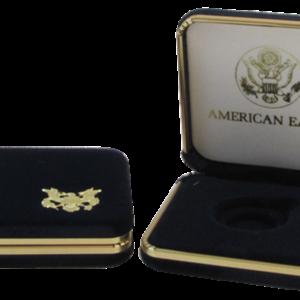 US Mint Gold Eagle 1 oz Presentation Box