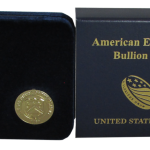 US Mint Gold Eagle 1/10 oz Presentation Box