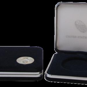US Mint Silver Eagle Presentation Box