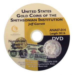 United States Gold Coins of the Smithsonian Inst.