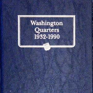 Washington Quarter Album 1932—1990
