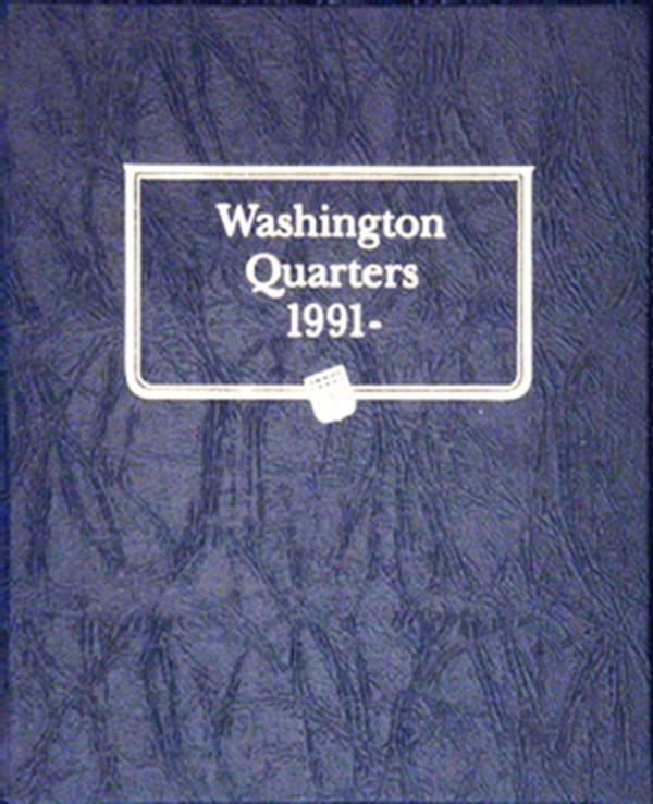 Washington Quarter Album 1991—1998