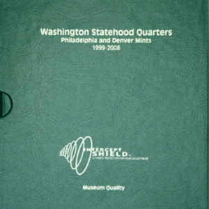Washington Statehood Quarters 1999—2008 P&D