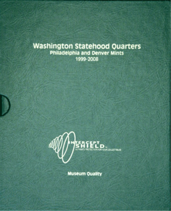 Washington Statehood Quarters 1999—2008 P&D
