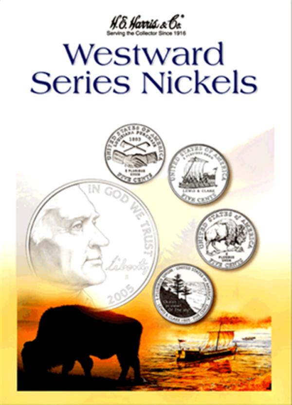 Westward Series Nickels Folder 2004—2006
