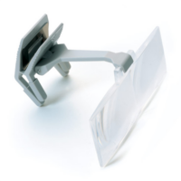 Zeiss Head—worn Clip—on Loupe LC: 6D