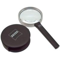 Zeiss 3x VisuLook Classic Aspheric Hand Magnifier: 12D—AR Coating