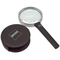 Zeiss 5x VisuLook Classic Aspheric Hand Magnifier: 20D