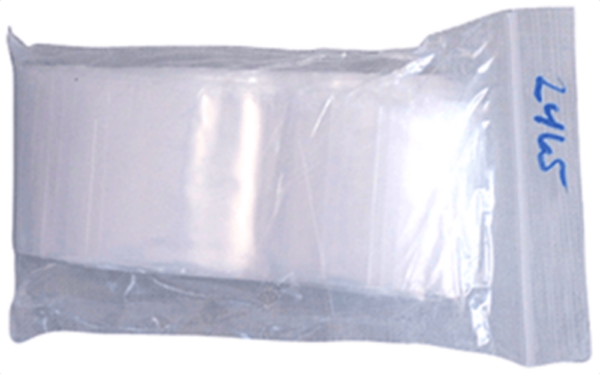 Zip Lock Bag - 2x3